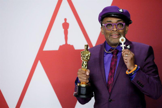 Spike Lee. ARMANDO ARORIZO