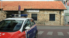 Sede da Policía Local de Alpedrete. EUROPA PRESS