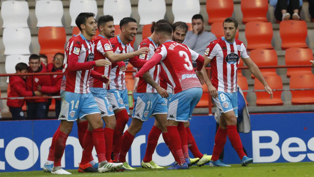 Huesca y Nacho Ambriz pierden de último minuto ante Lugo; ligan tres descalabros