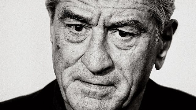 Robert De Niro. FACEBOOK