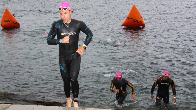 Triatlon de Ribadeo