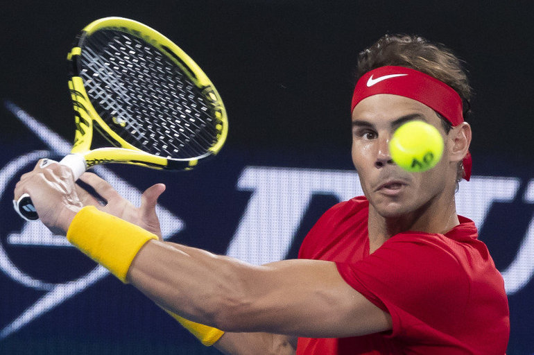 Nadal sella el billete de España para la final