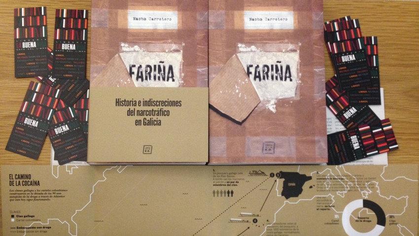 Lanzan una herramienta que permite leer fragmentos de  Fariña  a través de   El Quijote  45e9087e4d8