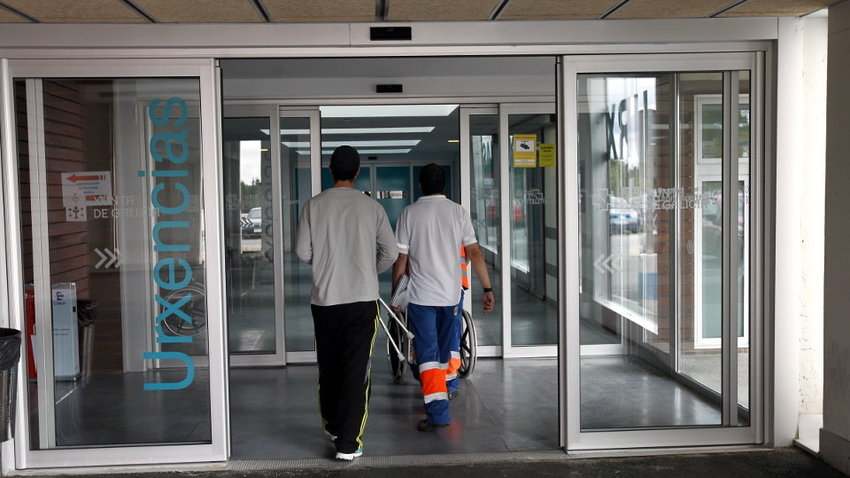 Tags urgencias - El Progreso de Lugo: Periódico líder de