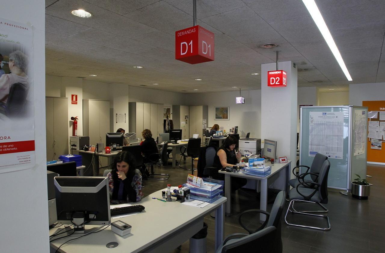 Aumento extraordinario de los contratos laborales en lugo - Oficina de empleo galicia ...