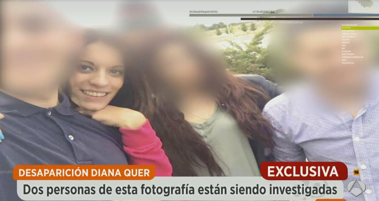 Los agentes siguen a cinco sospechosos en relaci n a la for Espejo publico diana quer