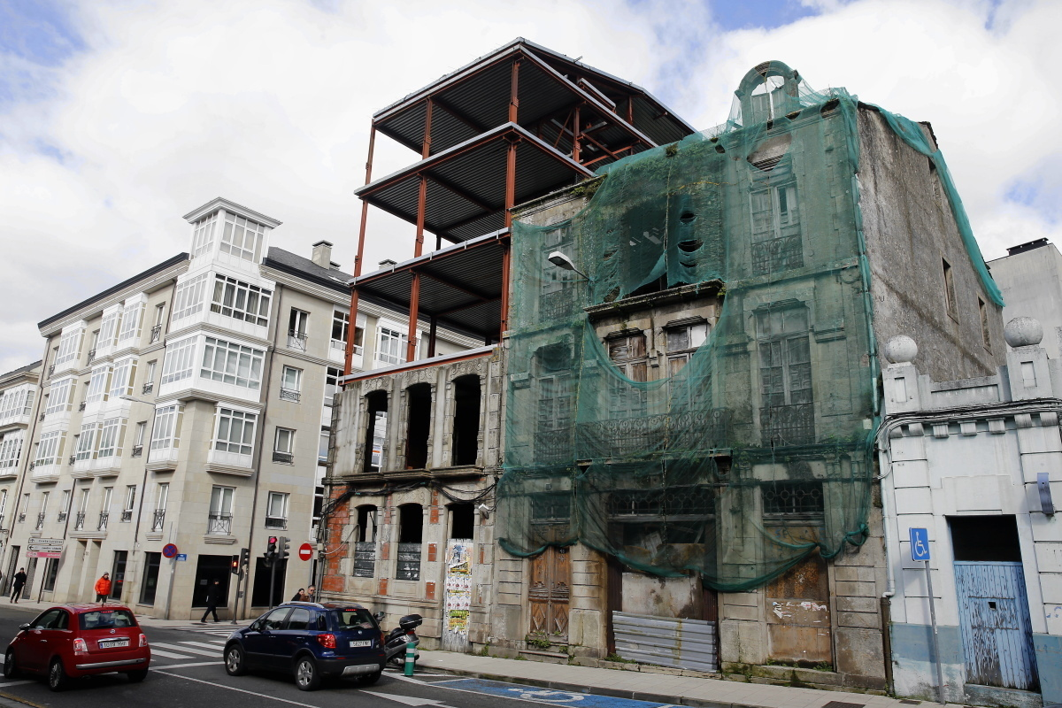 Lugo gastar euros en una casa en ruinas de la - Rehabilitacion de casas rurales ...