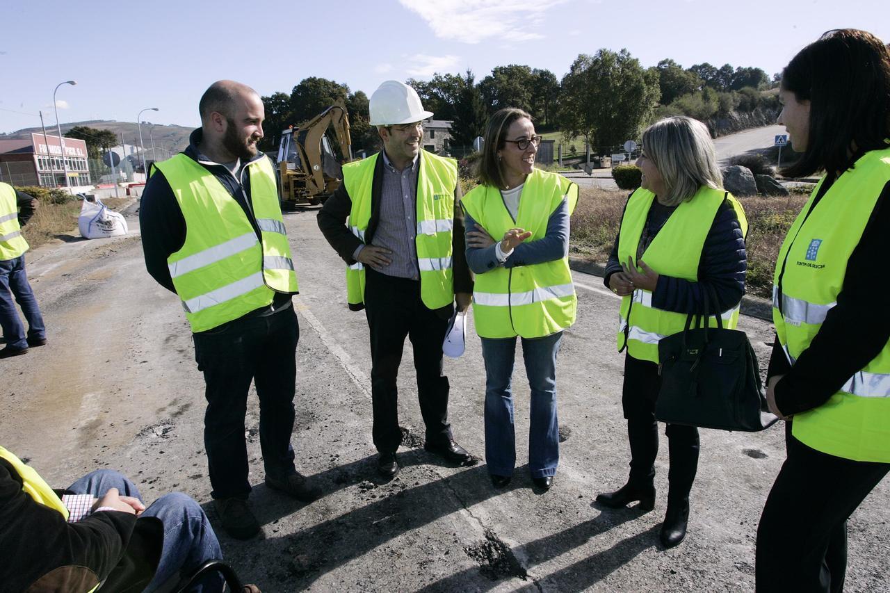 La Xunta invierte 60.000 euros para mejorar la seguridad vial en una ...