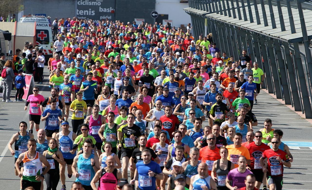 Circuito Que Habla : Muchos quilates al habla en el coloquio atletismo un deporte en auge