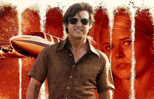 Tom Cruise, de piloto de avión a narco en 'Barry Seal: El traficante'