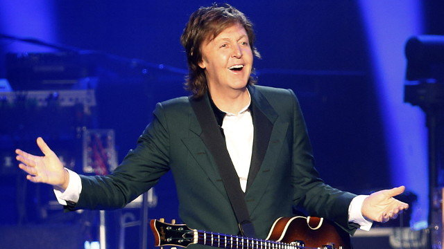 Paul McCartney. FELIPE TRUEBA
