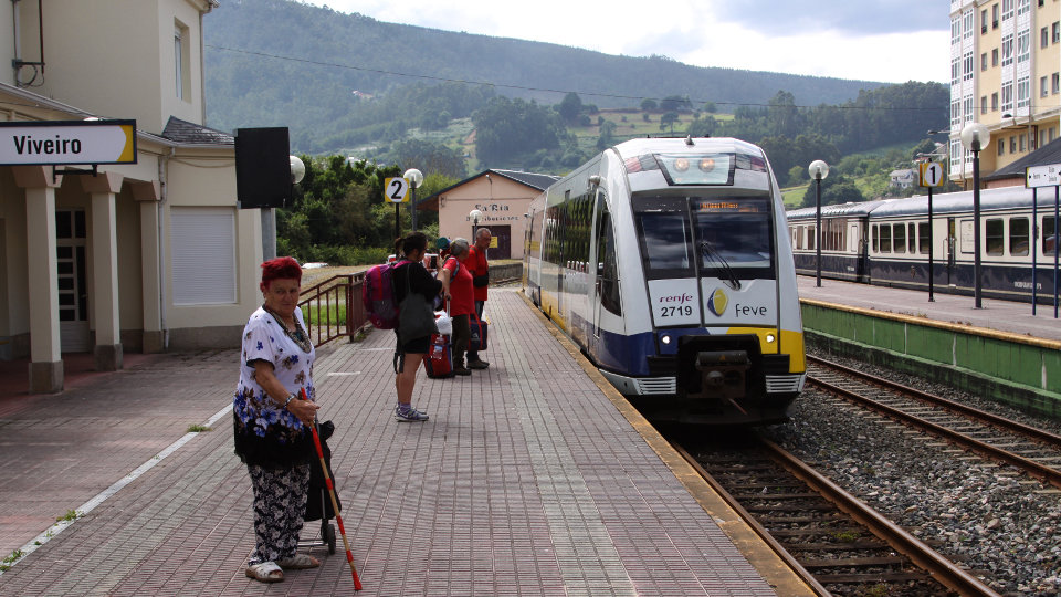 Estación de Feve de Viveiro. JOSE PALEO