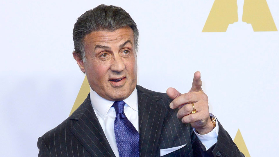 Sylvester Stallone. AEP
