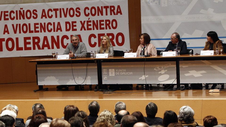 Presentación de la campaña en Lugo. XESÚS PONTE