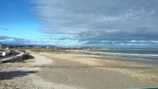 Playa de Arealonga. ANDRÉS BOURIO
