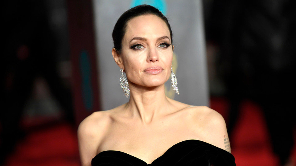 Angelina Jolie. NEIL HALL (EFE)