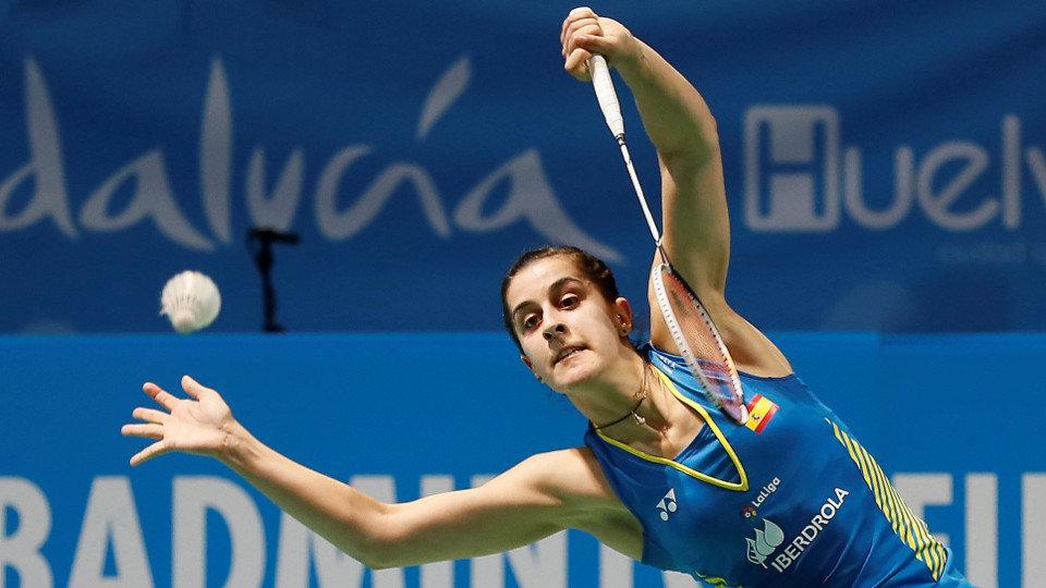 Carolina Marín jugará la final del Europeo en su casa
