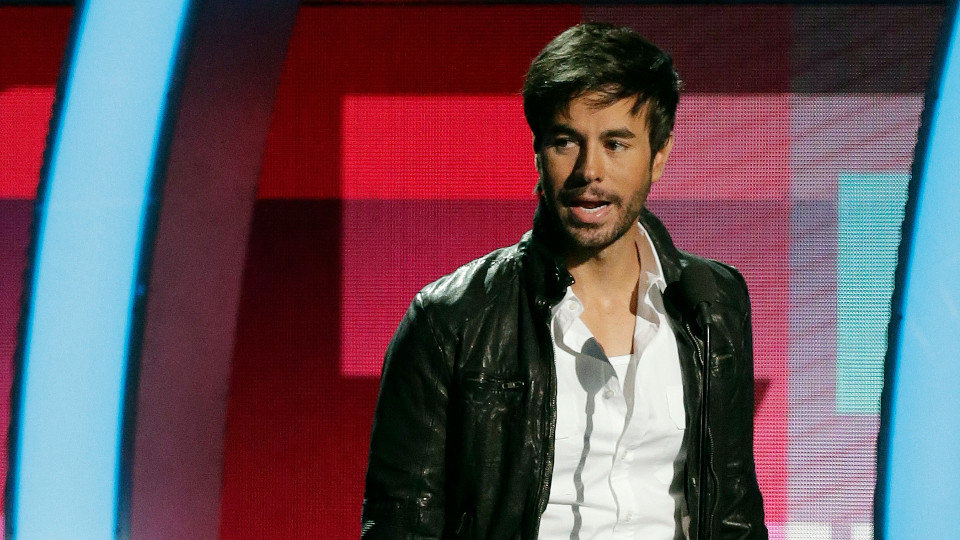 Enrique Iglesias. PAUL BUCK (EFE)