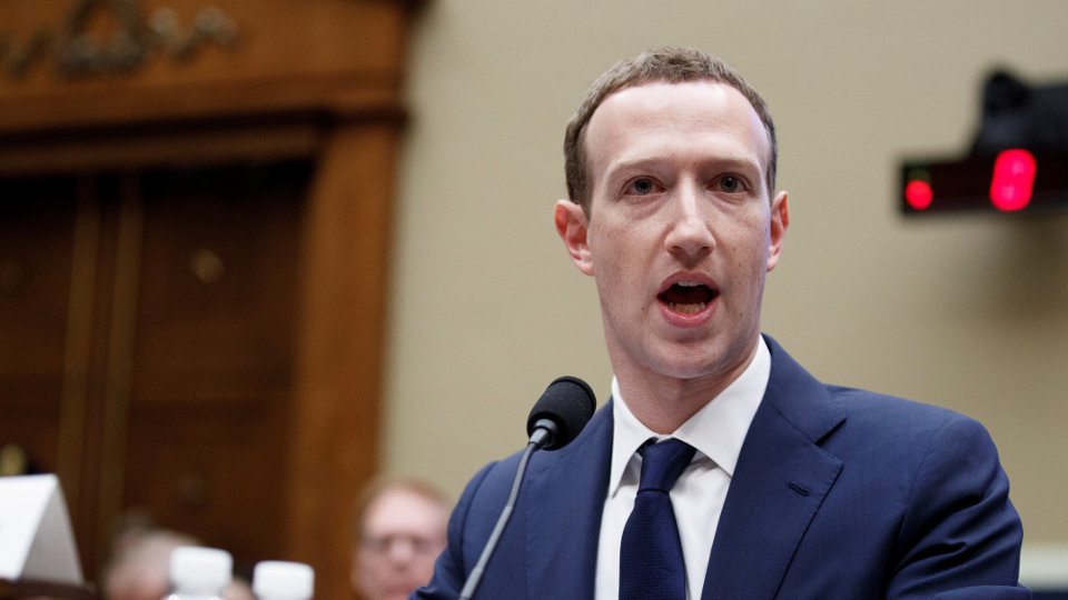 Mark Zuckerberg.SHAWN THEW (EFE)