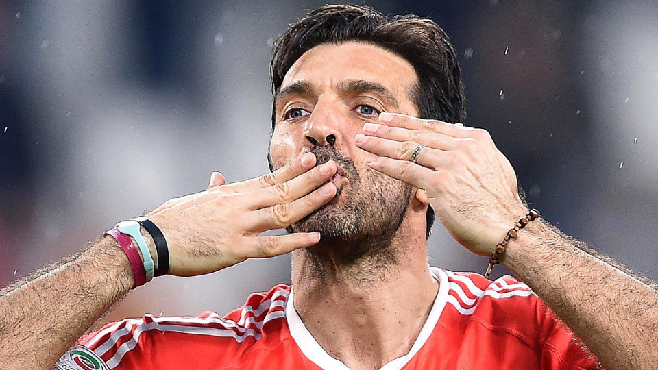 Gianluigi Buffon.EFE