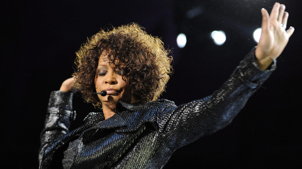 Whitney Houston. EP