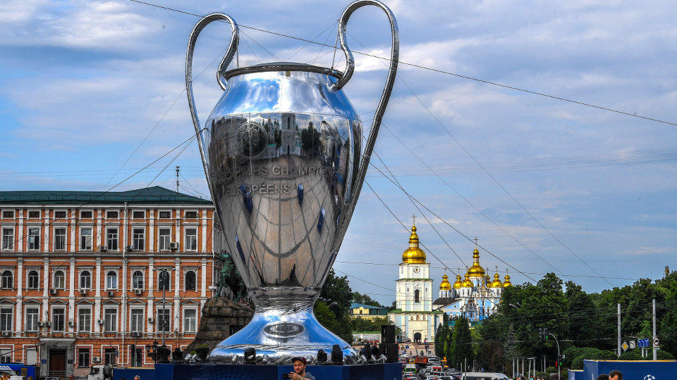 Real Madrid y Liverpool se citan en Kiev