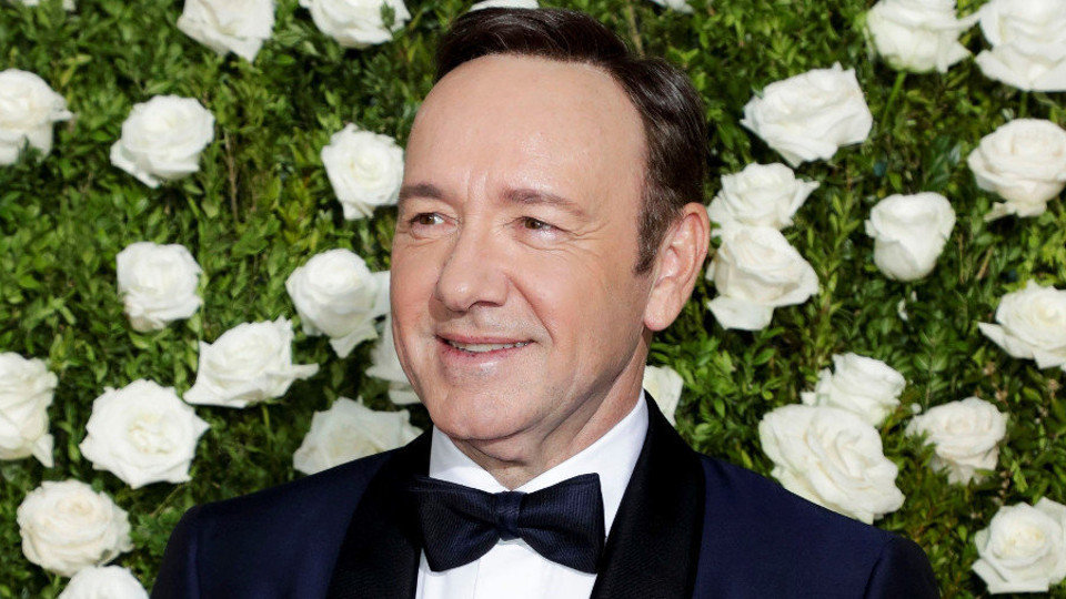 Kevin Spacey. AEP