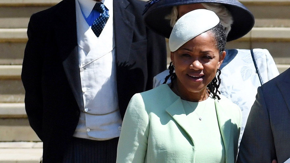 Doria Ragland, madre de Meghan de Sussex. NEIL HALL POOL (EFE)