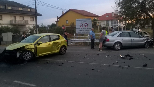 El accidente de Monforte. EP