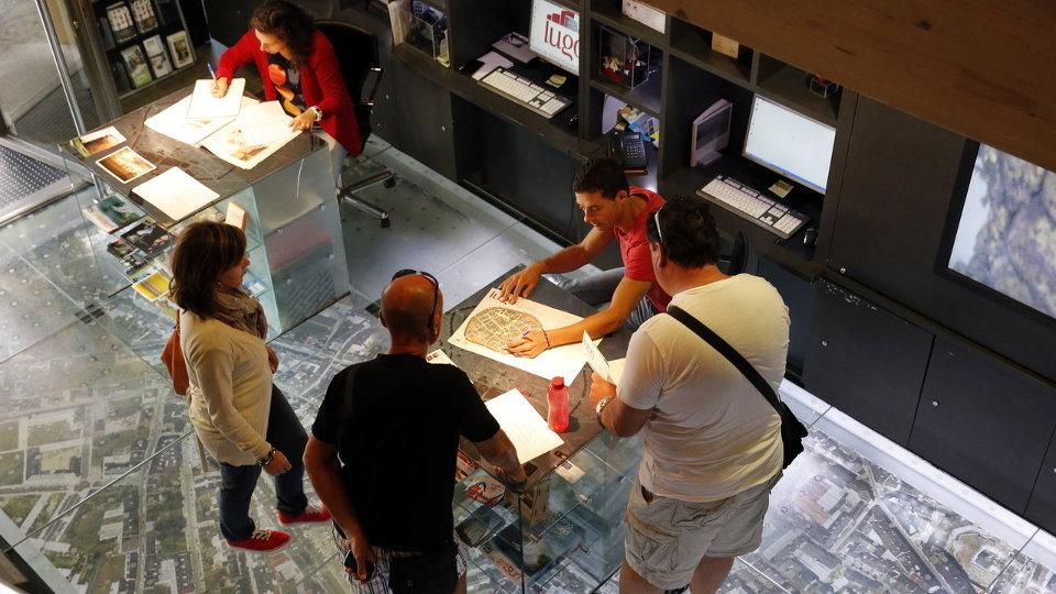 Solo eulen opta a gestionar los museos municipales for Oficinas eulen
