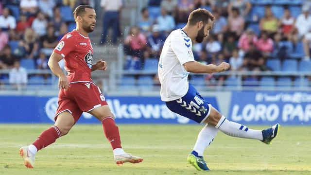 Resultado de imagen de El CD Tenerife y el RC Deportivo empataron