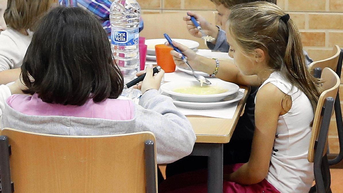 Desabastecidos comedores escolares de Lugo, Vilalba, A ...