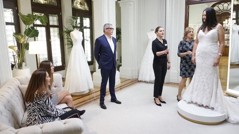 Si quiero vestidos de novia