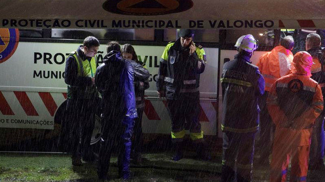 Fallece un médico gallego en un accidente de helicóptero sanitario en Portugal