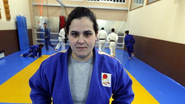 Resultado de imagen de sara alvarez judo