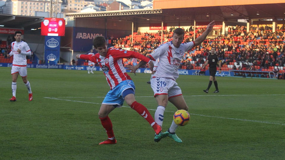 El CD Lugo disputa una final en febrero