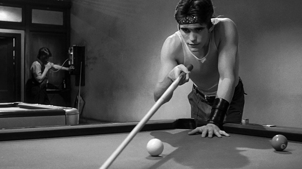 Matt Dillon, en Rumble Fish. EP