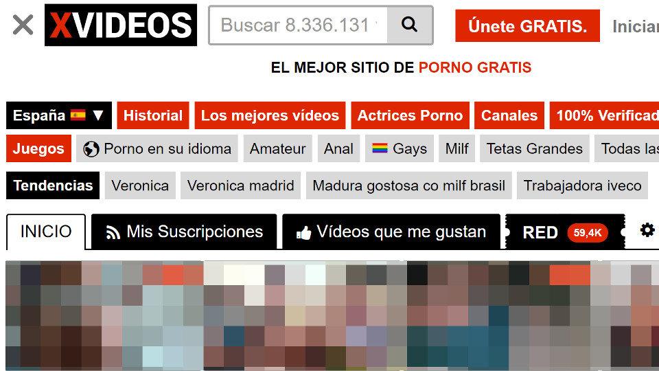 Paginas porno eapaña videos Una Sociedad Lamentable El Video De La Trabajadora De Iveco Lo Mas Buscado En Paginas Porno