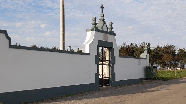 Cementario de San Pedro de Benquerencia. AMA