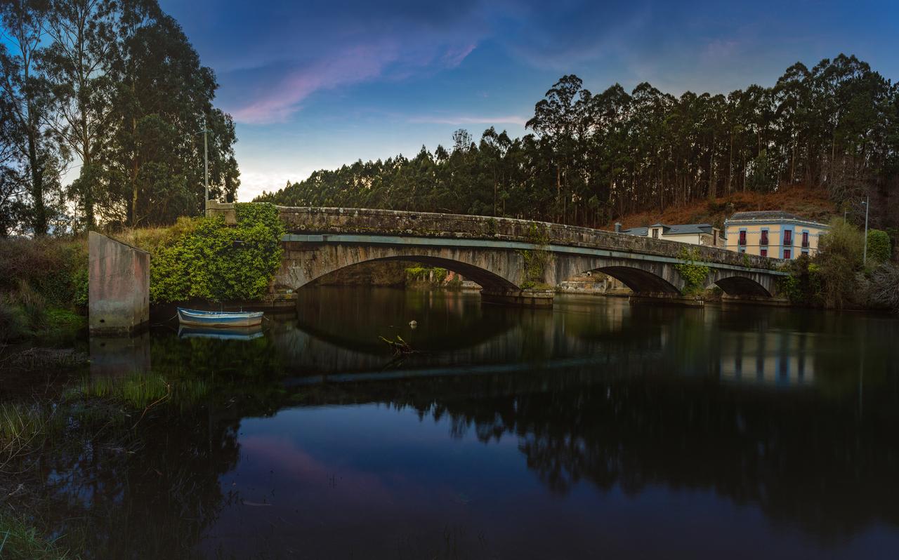 El río Masma, en el Concello de Barreiros. Fotos de DAVID RIVAS