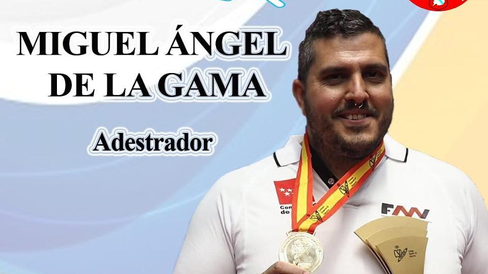 Miguel Ángel de la Gama será entrenador en el Korbis para la temporada 20/21