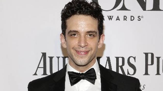 Nick Cordero en los Tony Awards. EFE