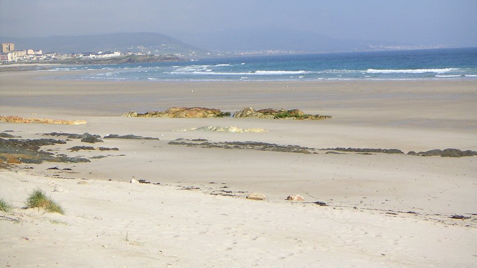 Playa de Remior de Barreiros. EP